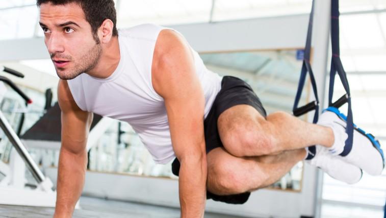 Tretja stopnja treninga stabilizatorjev trupa (foto: Shutterstock.com)
