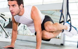 Tretja stopnja treninga stabilizatorjev trupa
