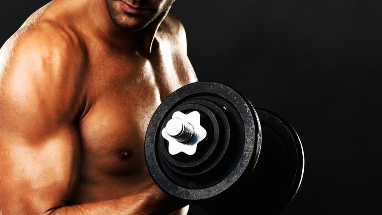 Trening z ročkami za celotno telo (foto: Shutterstock.com)