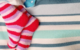 6 nasvetov za spanec brez mrzlih nog