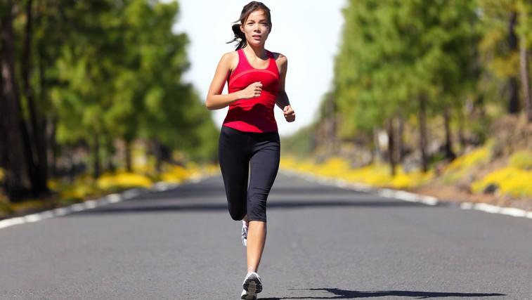 Odstranjevanje napetosti s tekom in avtogenim treningom (foto: Shutterstock.com)