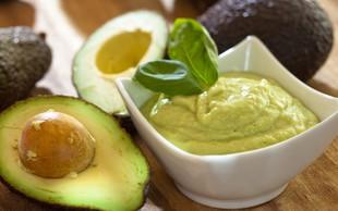 Avokado - sadež za umske in športne napore