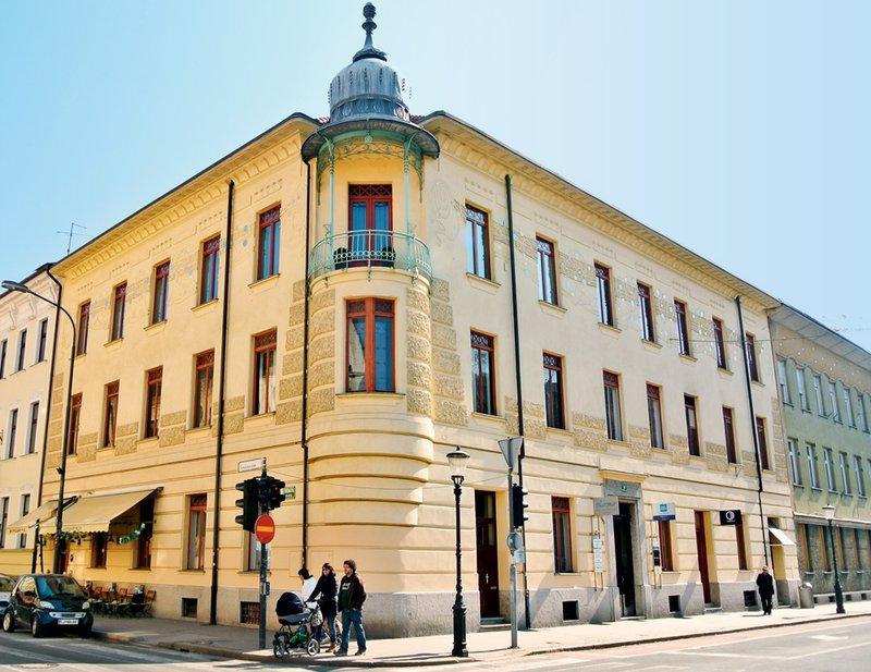 Krisperjeva hiša, Ljubljana