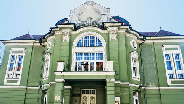 Najlepše art nouveau stavbe v Ljubljani