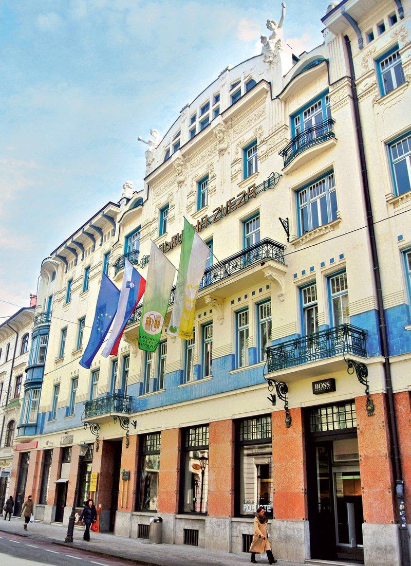 Ljudska posojilnica, Ljubljana