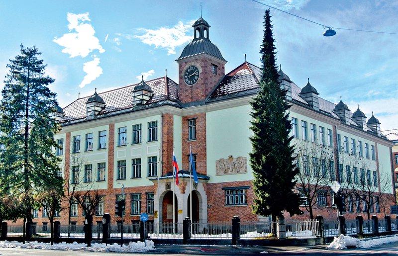 Mladika, Prešernova cesta, Ljubljana