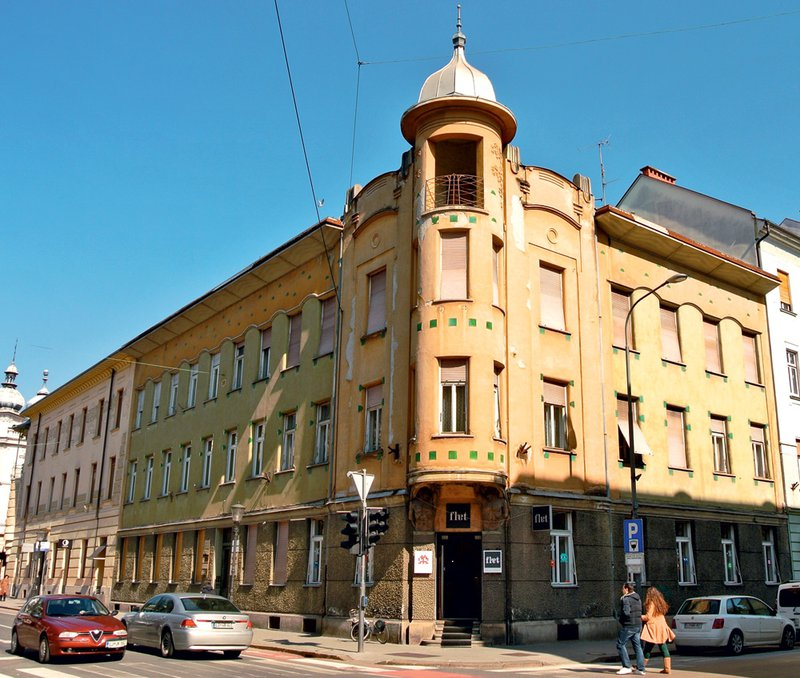 regalijeva hiša, Ljubljana