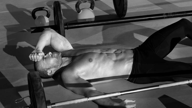 Če treniraš do odpovedi, boš odpovedal! (foto: Shutterstock.com)
