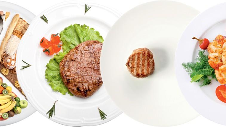 Strokovna ocena šestih najbolj priljubljenih diet (foto: Shutterstock, promocijske fotografije)
