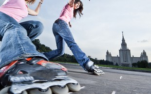 Rolanje – od oblike prevoza do športne aktivnosti