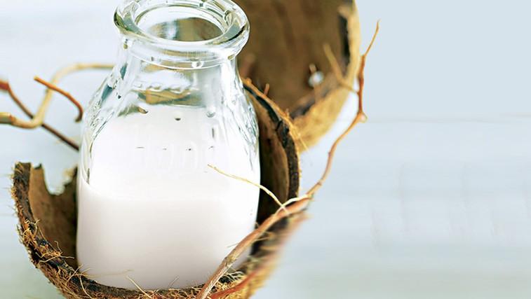 Mleko iz rastlin (foto: Shutterstock.com)