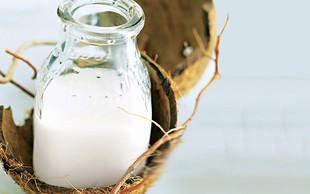 Mleko iz rastlin