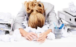 Simpozij o obvladovanju stresa na delovnem mestu