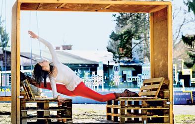 Kaj je bistvo urbane joge?