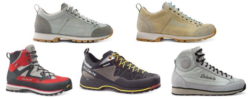 Dolomite pohodni čevlji