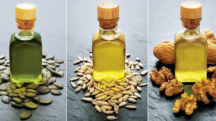 Olje - za okus in zdravje (foto: Shutterstock.com)