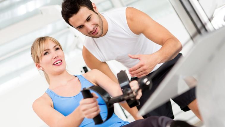 Fitnes – način življenja! (foto: Shutterstock.com)