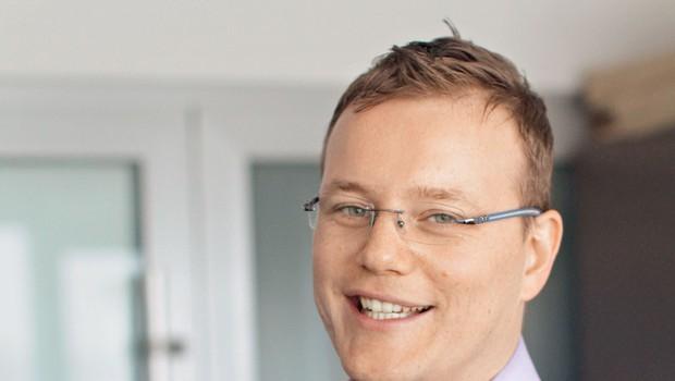Idejni vodja projekta Andraž Ogorevc. (foto: Goran Antley)