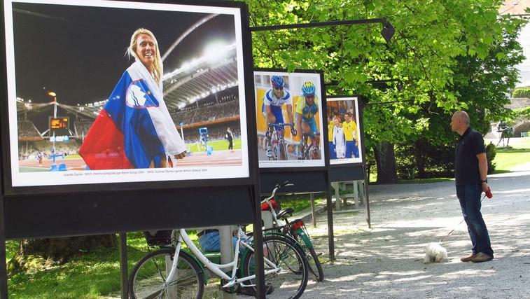 V Tivoliju vas pričakujejo naši športni junaki (foto: Goran Antley)