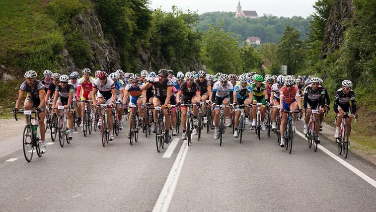 32. kolesarski Maraton Franja (foto: Leon Andrejaš)
