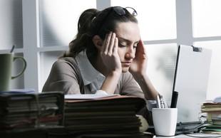 Odprave stresa se je potrebno lotiti celostno