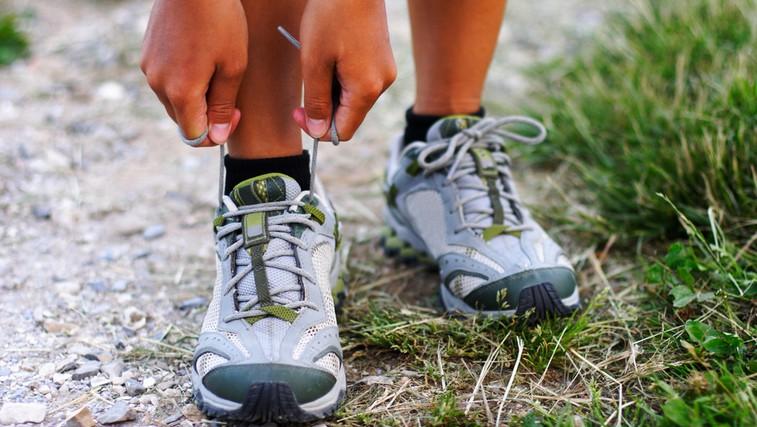 Izbira tekaške obutve glede na težo tekača (foto: Shutterstock.com)