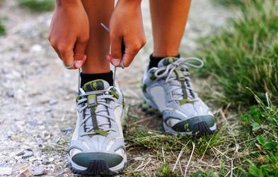 Izbira tekaške obutve glede na težo tekača