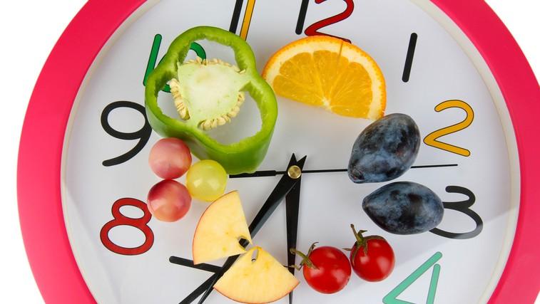 Hujšanje - s pravo hrano ob pravi uri (foto: Shutterstock.com)