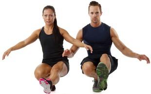 Funkcija preventivne vadbe pri rekreativnih športih