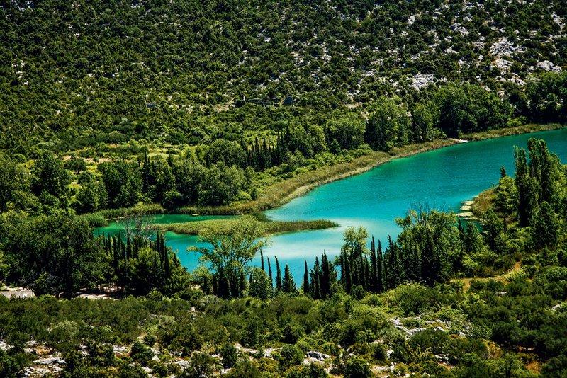 Bečinska jezera (zaledje)