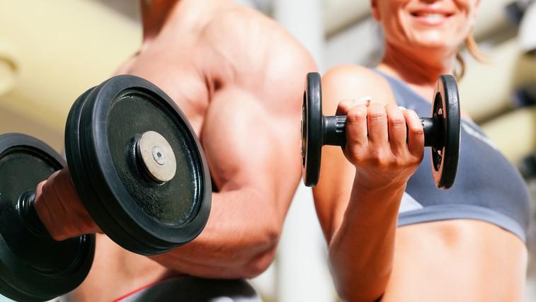 5 pravil za gradnjo mišic (foto: Shutterstock.com)