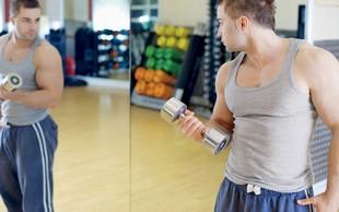 Bigoreksija - obsedenost z mišičastim telesom