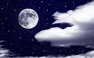 Moč lune pri negovanju telesa