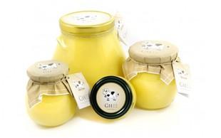 Zlati Ghee - prekuhano zdravo maslo