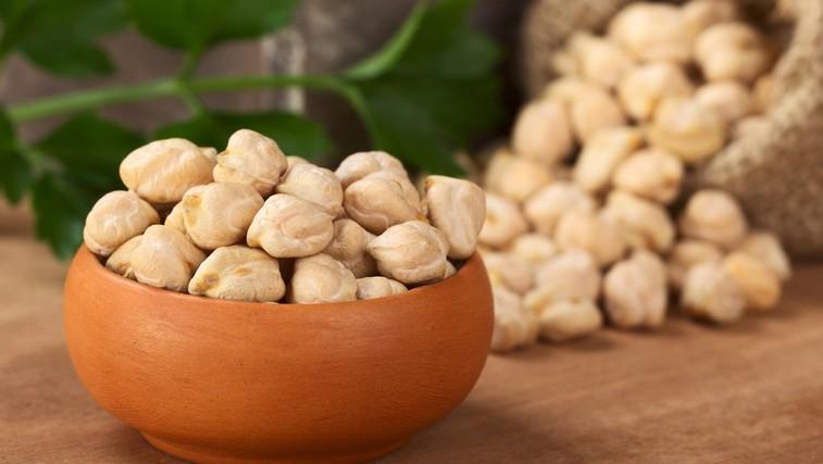 Čičerika - popolno živilo za športnike (foto: Shutterstock.com)