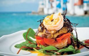 Zdrava hrana na potovanju
