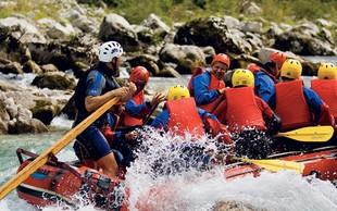 Avanture, ki jih ponuja reka Soča