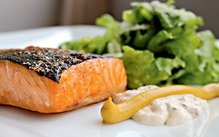 Zdravilne lastnosti lososa