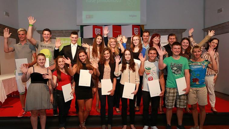 Mladi športniki prejeli priznanja (foto: Promocijski material)