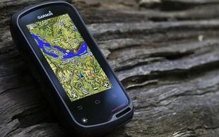 Garmin Monterra - prva WiFi ročna GPS naprava z Android operacijskim sistemom