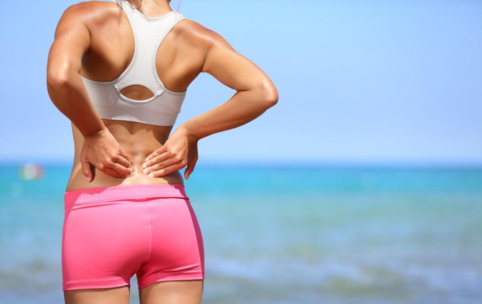 Kaj pomeni, če se bolečina pojavlja vedno na istem mestu? (foto: Shutterstock.com)
