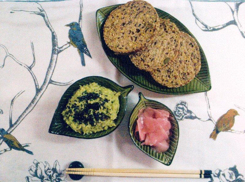 Alenka Košir: Avokadov namaz po japonsko