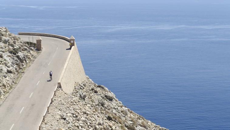 Majorka je pravi raj za kolesarje. (foto: Profimedia)
