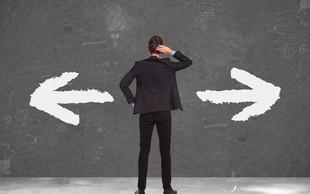 Kako sprejemati dobre odločitve?