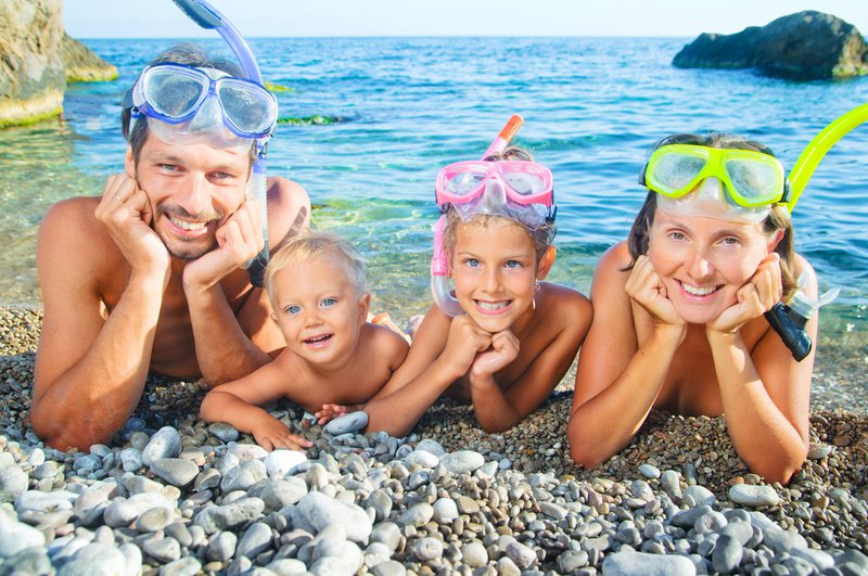Družinske počitnice - priložnost popravnega izpita