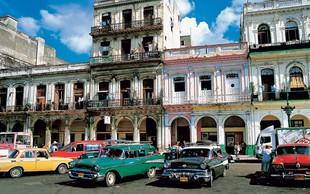 Havana - priljubljena karibska destinacija