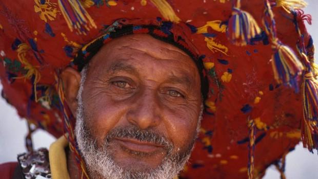 Lokalni ribič na maroški obali. (foto: Profimedia)