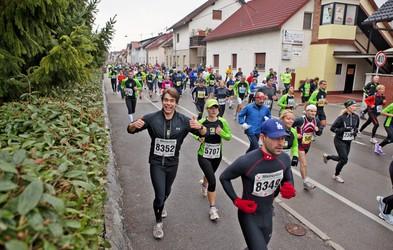 Pritecite z nami do cilja na maratonu v Ljubljani