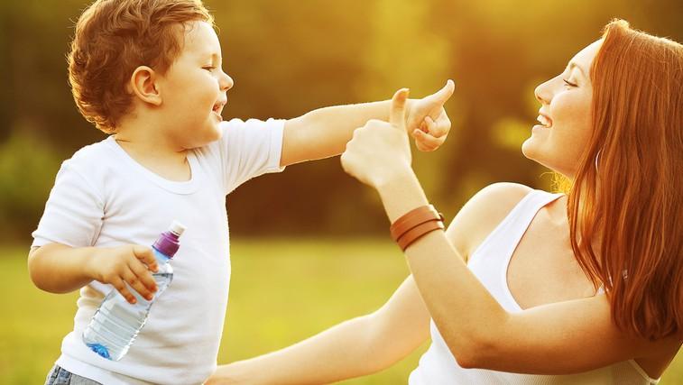 Kako otroku postavimo meje (foto: Shutterstock.com)