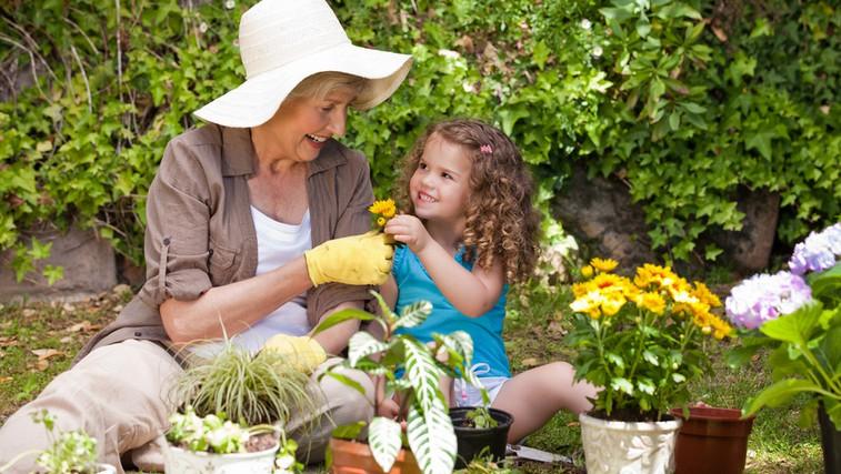 Vrtnarjenje za boljši spomin, zdravo srce in trdne kosti (foto: Shutterstock.com)